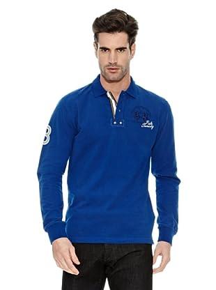 La Martina Polo Orlando (Azul Eléctrico)