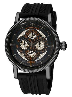 STÜRLING ORIGINAL 150DR.33561 - Reloj de Caballero movimiento automático con correa de silicona