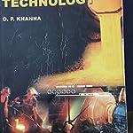 Foundry Technology by O.P. Khanna