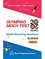 BMA's Olympiad Mock Test 20-20 Series - Science for Class - 2