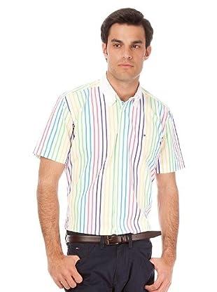 Tommy Hilfiger Camisa Axel (Multicolor)