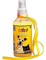 CERO Antibacterial PET Litter Spray (200ml)
