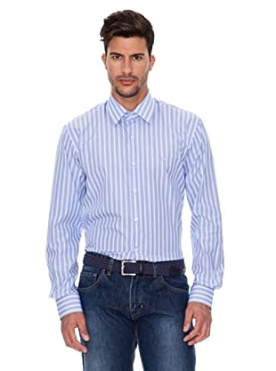 Caramelo Camisa Sport (Azul)