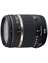 Tamron AF 18-270mm F/3.5-6.3 Di-II VC LD Aspherical (IF) Macro Telephoto Zoom Lens with Hood (PZD) for Canon DSLR Camera