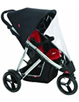 phil&teds Stormy Weather Cover for Single Vibe Stroller (Discontinued by Manufacturer)