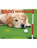 12 Uses for a Golden 18-Month 2015 Calendar