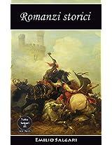 Romanzi storici (Tutto Salgari Vol. 4) (Italian Edition)