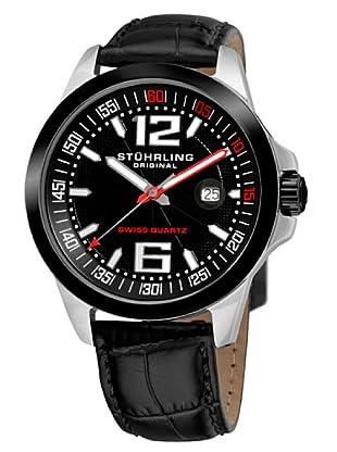 STÜRLING ORIGINAL 219C.33151 - Reloj de Caballero movimiento de cuarzo con correa de piel