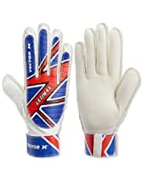 Vector X Ultimax Goalkeeping Gloves (Blue, White, Red) (9)