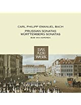 C.P.E. Bach: Prussian & Württemberg Sonatas