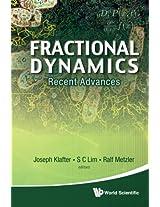 Fractional Dynamics: Recent Advances
