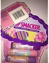 Bonne Bell Lip Smackers Lip Disney Snow White Cherry Kiss Pack of 3
