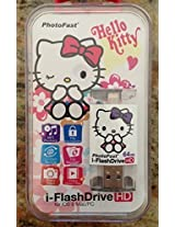 PhotoFast i-FlashDrive HD64GB Limited Hello Kitty Version