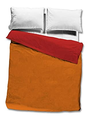 ROC NEIGE Saco Nórdico Liso (naranja / rojo)