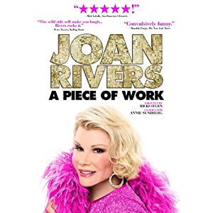 JOAN RIVERS: A PIECE OF WORKの画像