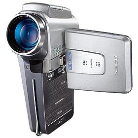 【クリックで詳細表示】Amazon.co.jp|SANYO デジタルムービーカメラ Xacti DMX-HD1A シルバー (ハイビジョン)|カメラ・ビデオ通販