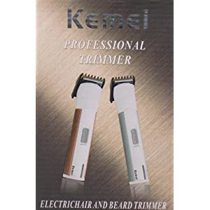 Kemei Men's Trimmer and Shaver - KM-028
