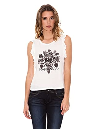 Pepe Jeans London Top Deo (Creme)