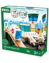 Brio Monorail Airport Set