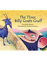 The Three Billy Goats Gruff (Mantra Lingua)