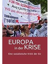Europa in der Krise: Eine sozialistische Kritik der EU