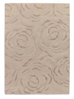 Prestige Shag Rug, Beige/Grey/White, 5' 5