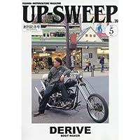 UP SWEEP 2017年5月号 小さい表紙画像