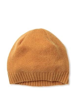 Portolano Men's Skull Cap (Rust)
