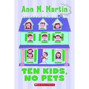 Ten Kids, No Pets (An Apple Paperback)