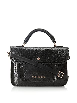 Ted Baker Women's Tingle Messenger (Black)