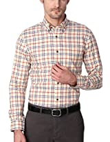 Peter England Multicoloured Shirt