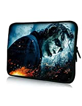 Generic Carry Case Cover Sleeve for Apple iPad Mini Google Nexus 7 Samsung Galaxy Tab Blackberry Playbook HCL ME Huawei Mediapad Lenovo Ideapad Micromax Funbook Asus Memo Karbonn Smart 7 inch Tablet Black_A7T1844464731