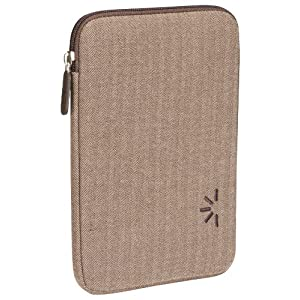 CaseLogic Kindle専用スリーブケース BrownHerinngbone Ultaスリムデザイン EKS-103J-BR
