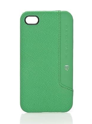 Piquadro Custodia iPhone 4/4S (Verde)