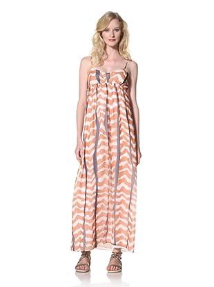 Susana Monaco Women's Chana Dress (apricot)