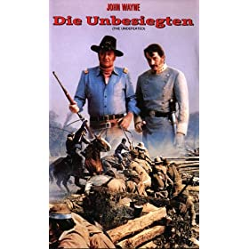 The Undefeated [VHS] [Import]