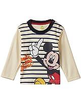 First Baby Boy's Mickey T-Shirt
