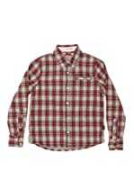 Pepe Jeans London Camisa Aston (Rojo / Blanco)