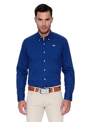 La Martina Camisa Zako (Azul)