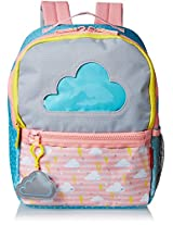 Skip Hop Girls Forget Me Not 3-Piece Backpack & Lunch Bag Set, Clouds, One Size