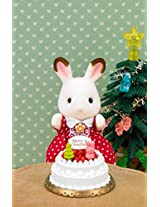 "Epoch Sylvanian Families Sylvanian Family Doll ""Birthday Cake Set Ka-416"""