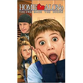 Home Alone 4 [VHS] [Import]