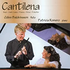 Cantilena: Music for Flute & Piano
