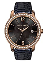 Giordano Analog Black Dial Women's Watch - A2023-04