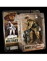 ARMY DESERT INFANTRY GRENADIER - McFarlane Military Second Tour of Duty Action Figure