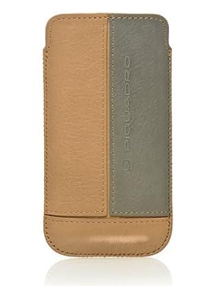 Piquadro Custodia iPhone 5 (Cammello)