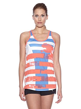 PUMA Tank Top Move Wow Graphic (Weiß)