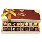8 Milk And 8 White Attractive Chocolate Box - Chocholik Belgium Chocolates