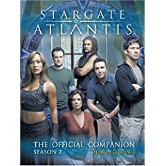 Stargate: Atlantis: The Official Companion Season 2 (Stargate Atlantis)