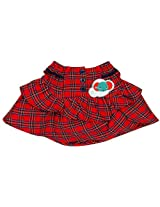 Infant Girls Skirt With All Over Print - Multi Colour (2-3 Years)